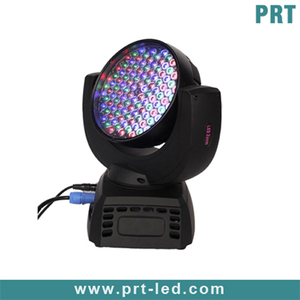 RGBW LED Zoom Moving Head mit 108X3W